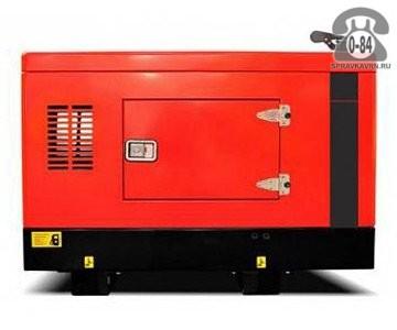 Электростанция Энерго ED 9/400 Y-SS двигатель Yanmar 3TNV76