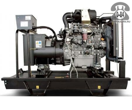 Электростанция Энерго ED 40/400 Y двигатель Yanmar 4TNV98T