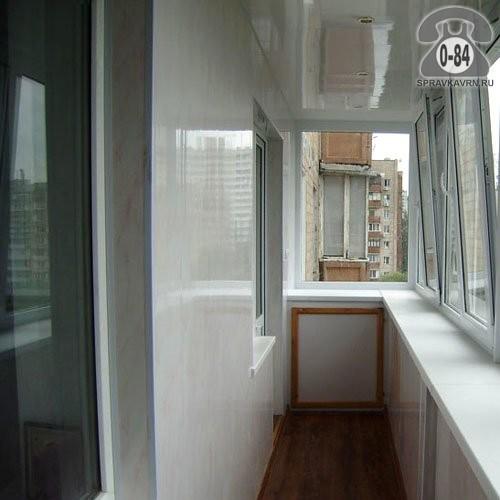 Где заказать отделку балконов или лоджий в воронеже - вороне.