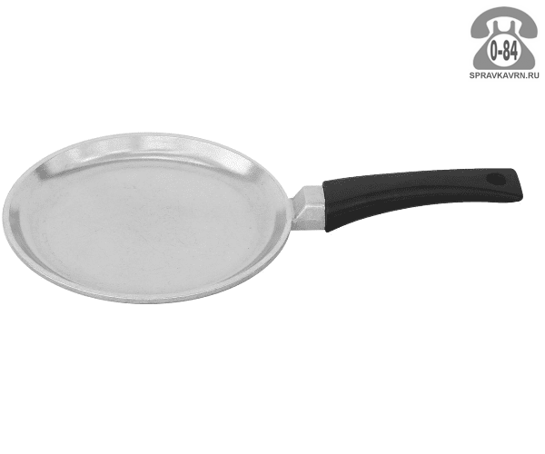 Сковорода Биол 20см алюминиевая