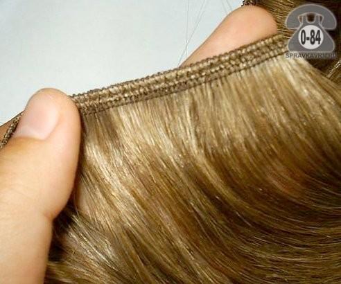 Как сделать из волос трессы