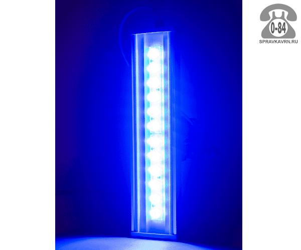 Светильник для архитектурной подсветки Эс-В-Т (SVT) SVT-ARH L-37-15-Blue