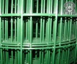 Сетка строительная сварная сталь с полимерным покрытием