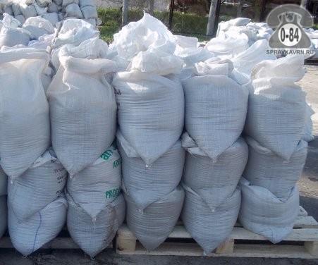Щебень 50 кг мешок