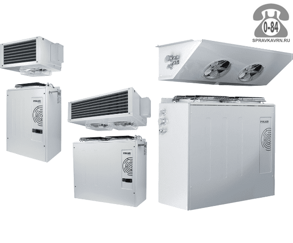 Сплит-система для холодильного оборудования Полаир (Polair) SB108 SF