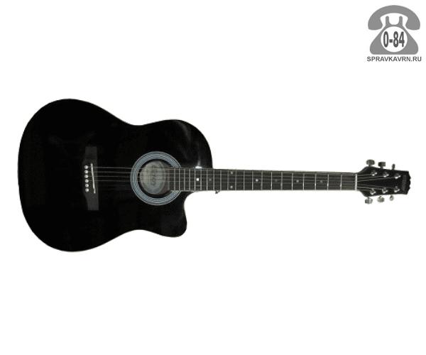 гитары клеван