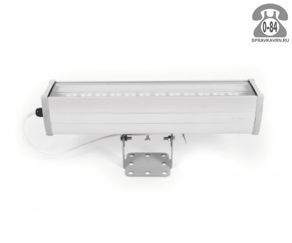 Светильник для производства SVT-ARH L-30-20x50-24V 30Вт
