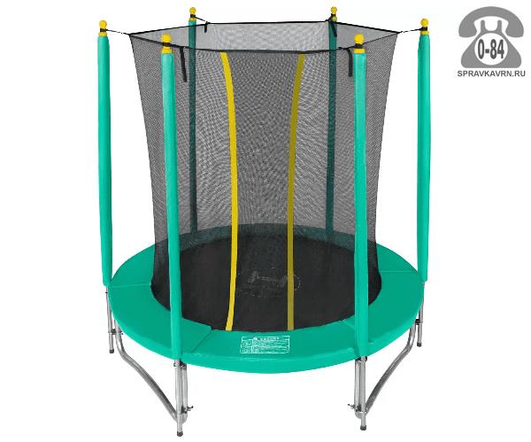Батут Хастингс (Hasttings) Classic Green (1,82 м), максимальная нагрузка 100кГ
