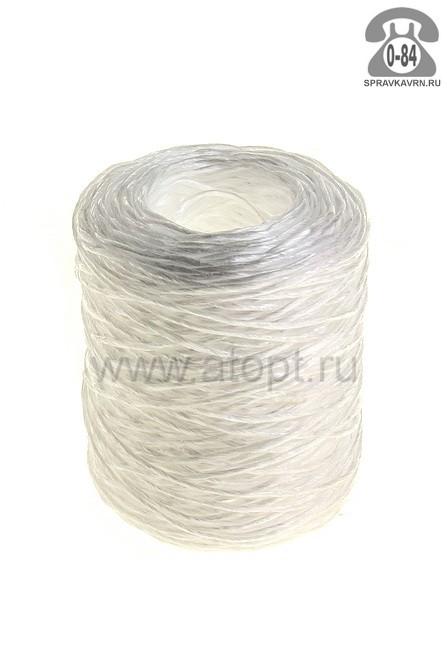 шпагат полипропиленовый 1000 текс 150 м белый (11с026) (Беларусь)