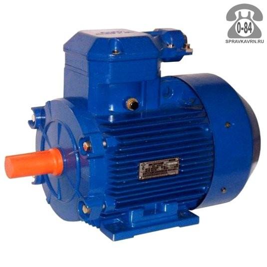 Двигатель электрический АИММ