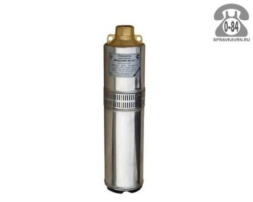Насос водяной для скважины и колодца Промэлектро Водолей БЦПЭ 0,5-63У