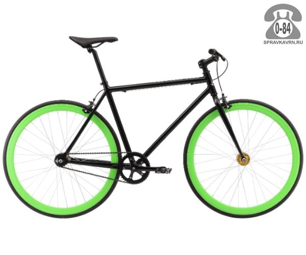 """Велосипед Старк (Stark) Terros 700 SC (2017), рама 20.5"""" размер рамы 20.5"""" черный"""