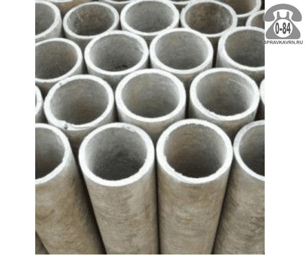 Асбоцементная труба ВТ6 300ммx5м, толщина стенки 16мм