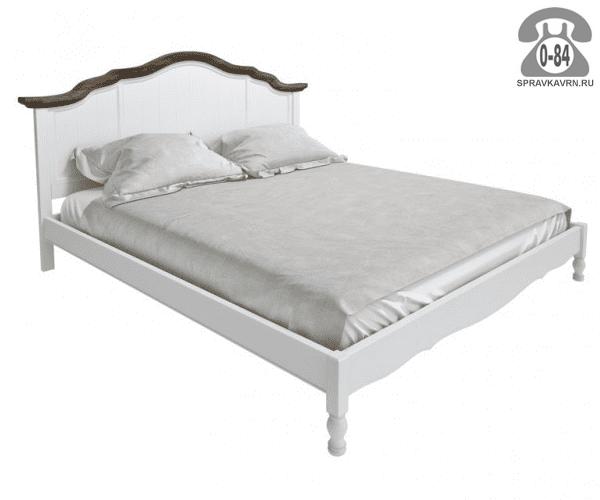 Кровать Villar 2150х1970х1300 2-спальная 2150х1970 мм