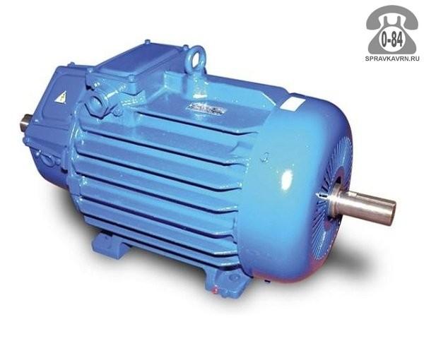 Электродвигатель крановый фазный