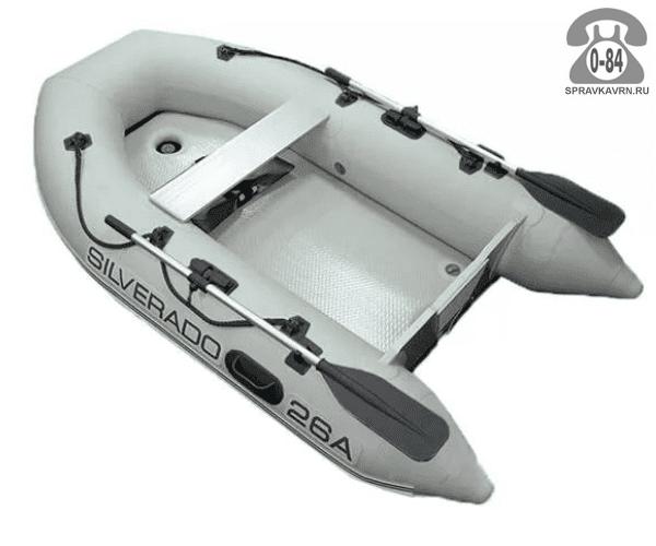 Лодка надувная Сильверадо (Silverado) Air Deck 31A