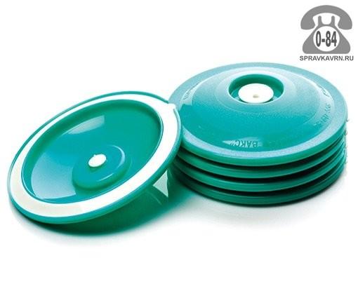 Крышка для банки ВАКС пластиковая для консервирования вакуумный 9 шт.