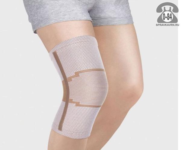 Бандаж ортопедический Экотен KS-E02 коленный унисекс для взрослых средняя