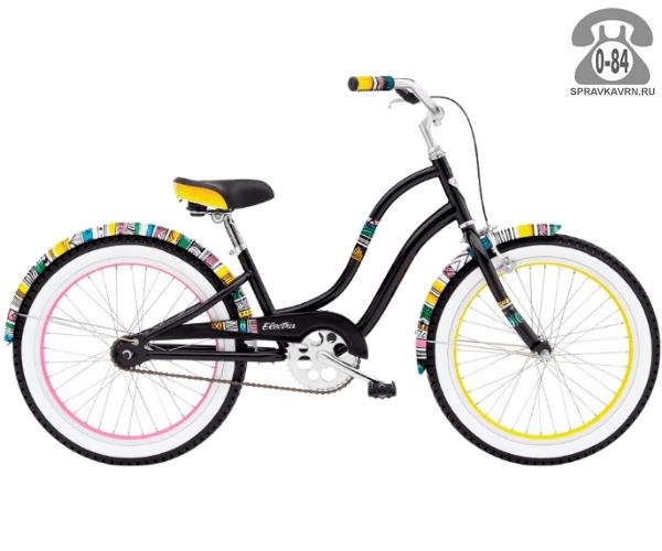 Велосипед Электра (Electra) Savannah 1 Girls 20 (2016)
