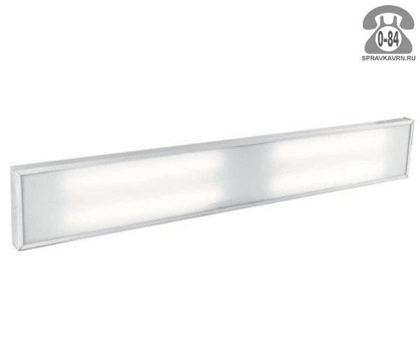 Светильник для производства SVT-ARM U-32-2x36-OMPR 32Вт