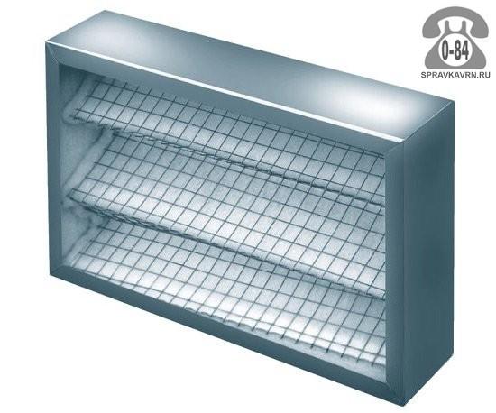 Фильтр воздушный для систем вентиляции и кондиционирования канальный для прямоугольных каналов
