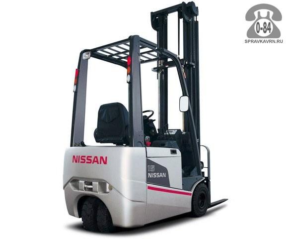 Электропогрузчик Ниссан (Nissan)