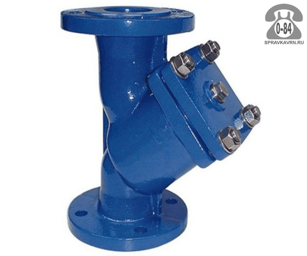Фильтр осадочный для трубопровода магнитно-механический фланцевое 100 мм