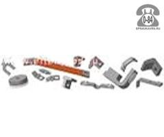 Щётка для электрической машины для генератора электрического (электрогенератора) электрографитная