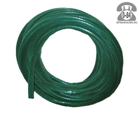 Шланг поливочный поливинилхлоридный (ПВХ) армированный