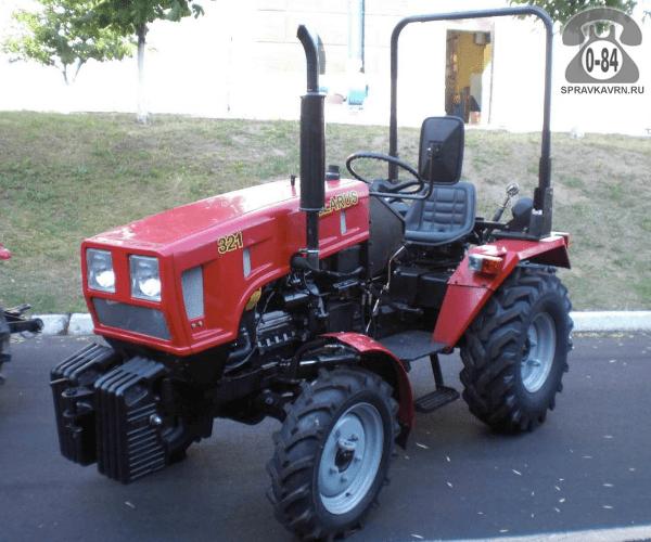 Мини-трактор МТЗ-321