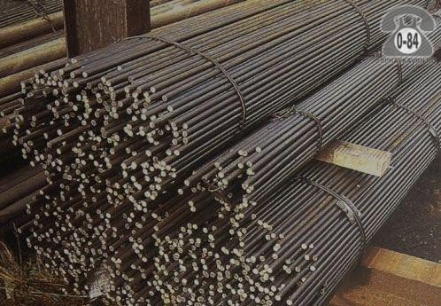 Круг металлический стальной 8 мм