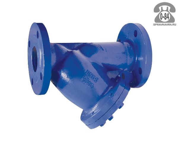 Фильтр осадочный для трубопровода магнитно-механический фланцевое 80 мм