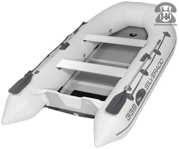 Лодка надувная Сильверадо (Silverado) Sport 33S