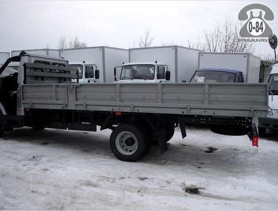 Грузоперевозка. Автомобиль грузовой с водителем ГАЗ Валдай аренда