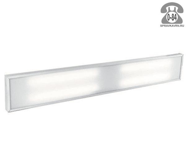 Светильник для производства SVT-ARM U-50-2x58-M-Econom 50Вт