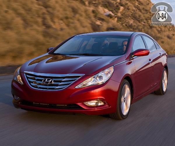 Автомобиль легковой Хёндай (Hyundai) иномарка новый (без пробега)