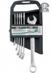 Набор ключей гаечных Стелс (Stels) комбинированных