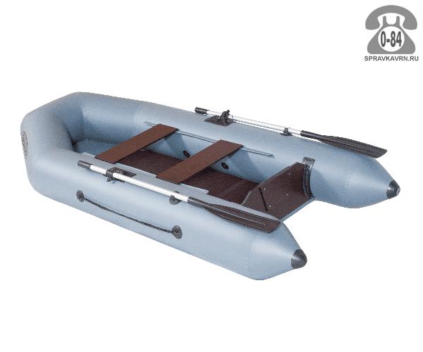 Лодка надувная Лоцман М-280 ЖС
