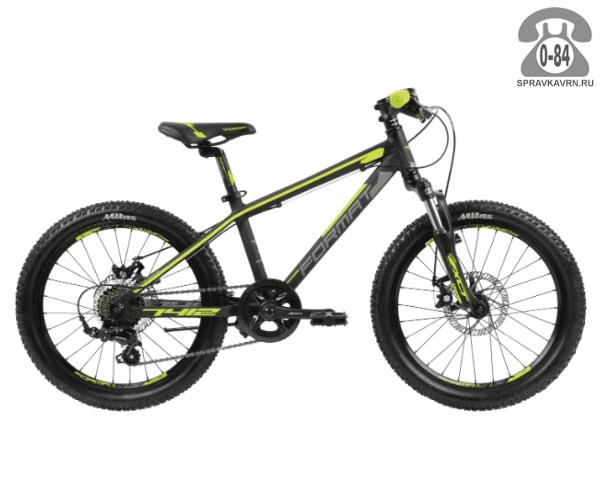 Велосипед Формат (Format) 7412 (2017)