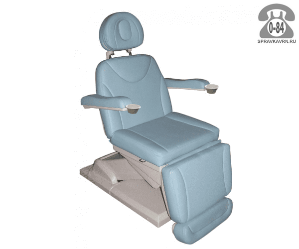 Кресло-кушетка косметологическое Чжун Хе (Junhe) ZD-848-4