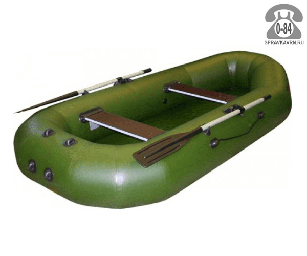 Лодка надувная Фрегат М-5