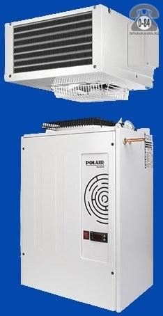 Сплит-система для холодильного оборудования Полаир (Polair) SM115 SF