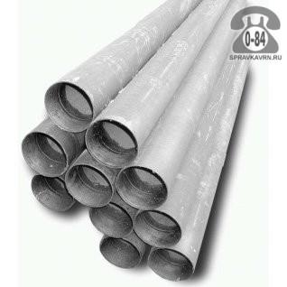 Асбоцементная труба БНТ 150ммx3.95м, толщина стенки 10мм