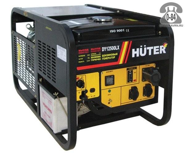 Электростанция Хутер (Huter) DY12500LX двигатель Huter