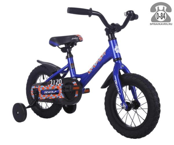 Велосипед Девольф (Dewolf) J120 Boy (2017)