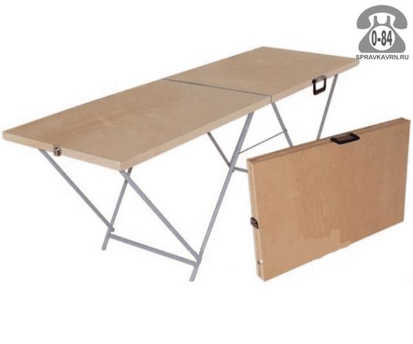 Столы для уличной торговли книжка 1800x600