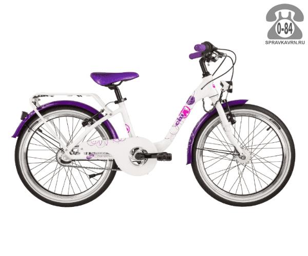 Велосипед Скул (Scool) ChiX pro 20 3S (2016)