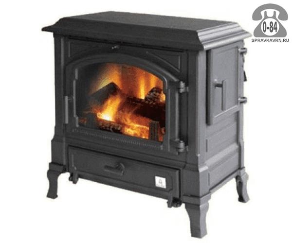 Отопительная печь Эфел (Efel) Harmony III Boiler 250м3 11кВт, 735x745мм