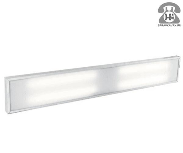 Светильник для производства SVT-ARM U-50-2x58-KL 50Вт