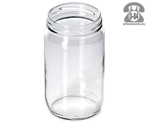 Банка стеклянная Твист-100 стандартная 1.5 л